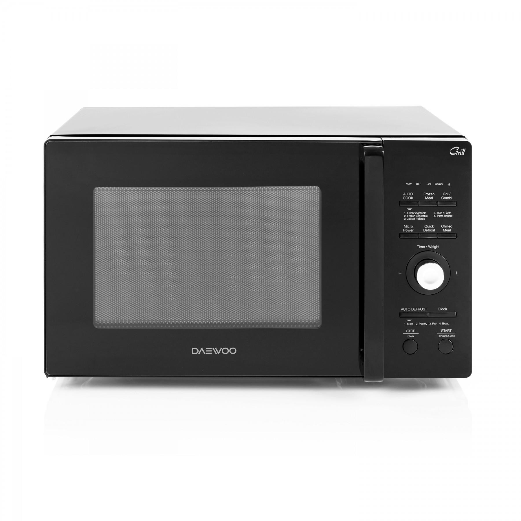 kog 8a8r digital microwave oven grill 23l daewoo electronics rh daewooelectronics eu Daewoo Mini Fridge Daewoo Retro Fridge Inside