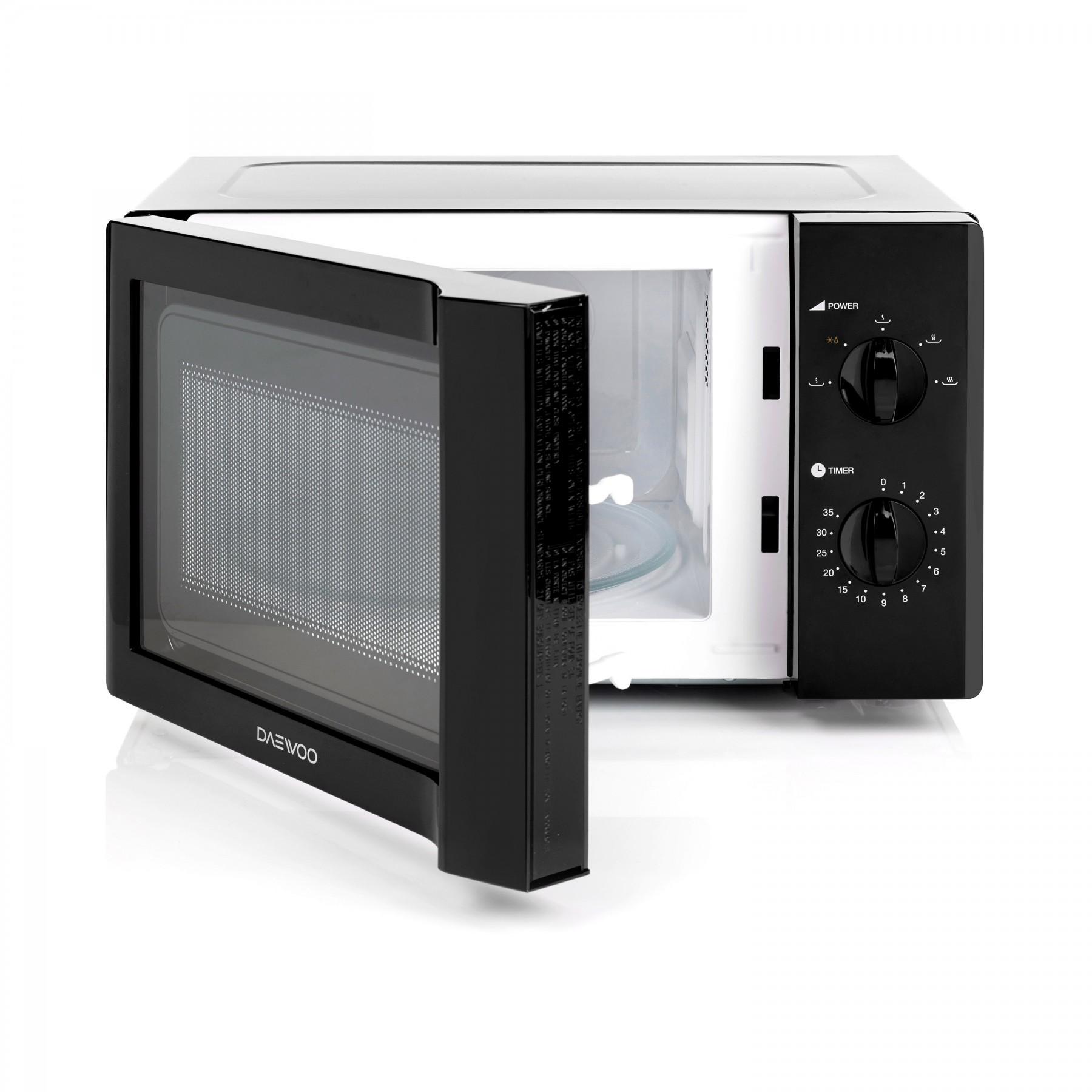 Kor 6l65b Mechanical Microwave Oven 20l Daewoo Electronics